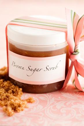 Corrie's Brown Sugar Body Scrub Recipe
