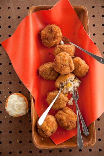 Cajun Seafood Balls Recipe