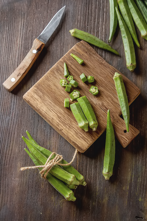 Cajun Fried Okra Recipe