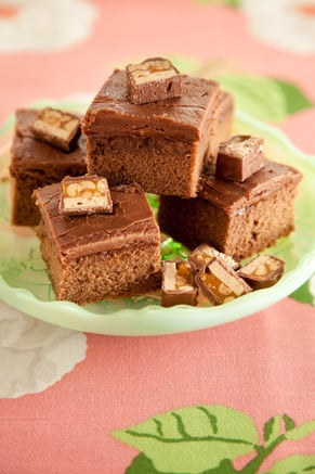 Candy Snack Cake Recipe