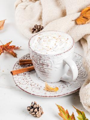 Caramel Cinnamon Latte Thumbnail