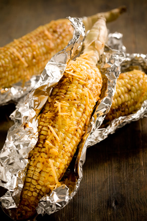Cheese on the Cob Recipe