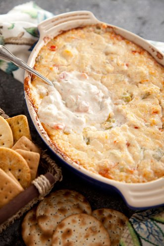 Cheesy Shrimp Dip Thumbnail