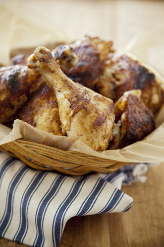 Chicken on the Grill Recipe