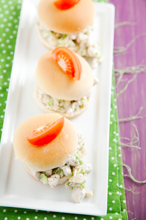 Chicken Salad Sliders Thumbnail
