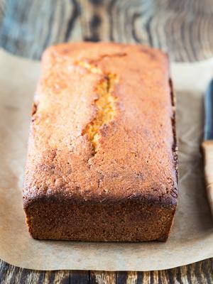 Cinnamon Scented Pound Cake Recipe
