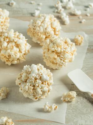Clara's Popcorn Delight Recipe