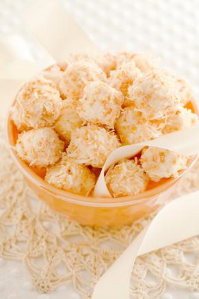 Quick Coconut Bon Bons Recipe