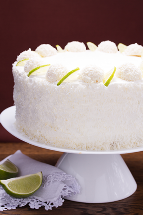 Stupendous Coconut Lime Cake Paula Deen Funny Birthday Cards Online Alyptdamsfinfo