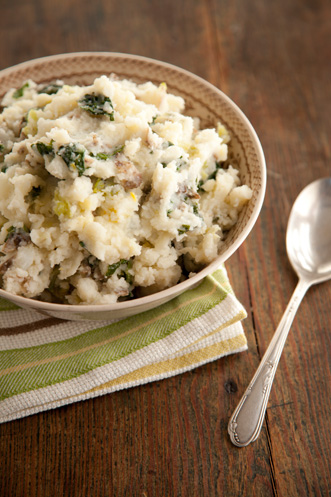 Colcannon (Irish Potato Salad) Thumbnail