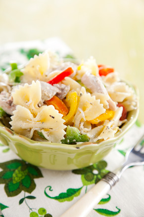 Confetti Chicken Salad Recipe