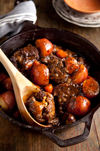 Country Oxtails Recipe