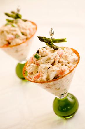 Crab Martini Recipe