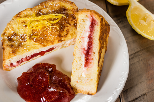 Cranberry French Toast Thumbnail