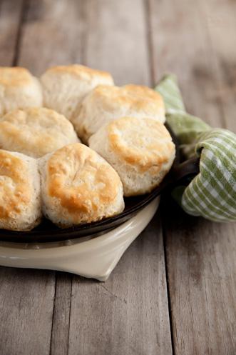 Cream Cheese Filled Biscuits Recipe