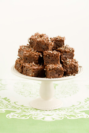 Creme De Menthe Brownies Recipe