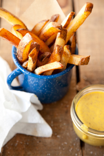 Creole French Fries Recipe
