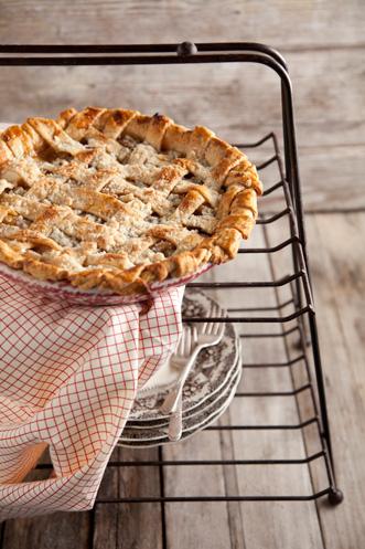 Crunch Top Apple Pie Recipe