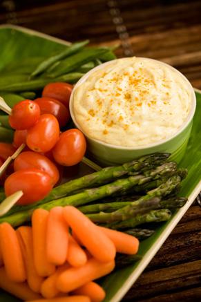 Curry Dip Recipe