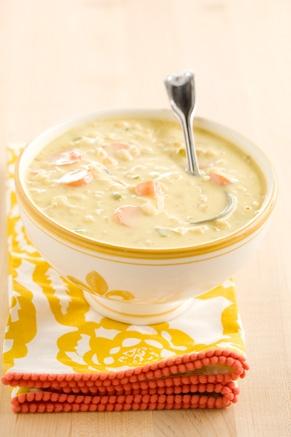 Bobby's Lighter Corn Chowder Recipe