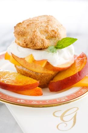 Bobby's Lighter Peach Shortcake Thumbnail