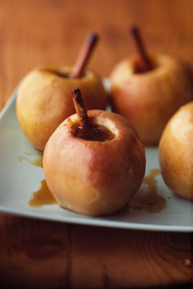 Boy Scout Baked Apples Recipe