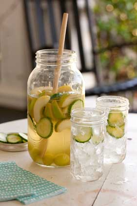Cucumber Sangria Recipe