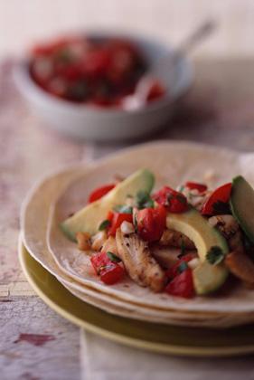 Fish Fajitas Recipe