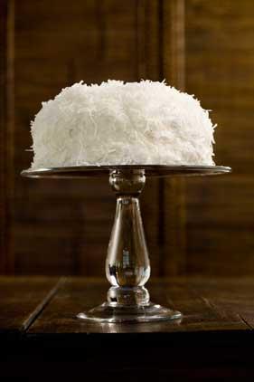 Jamie's Coconut Cake Recipe