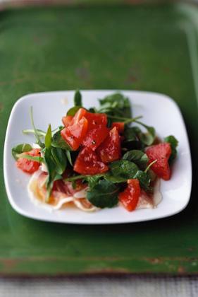 Prosciutto, Carpaccio-Style Recipe