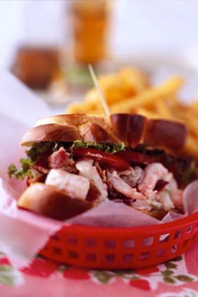 Shrimp Salad Sandwiches Recipe