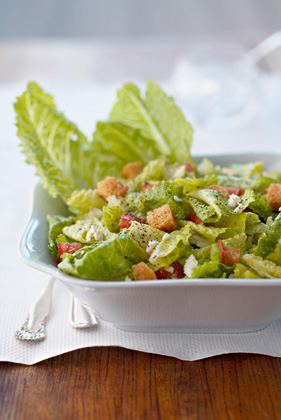 Zesty Caesar Salad Recipe