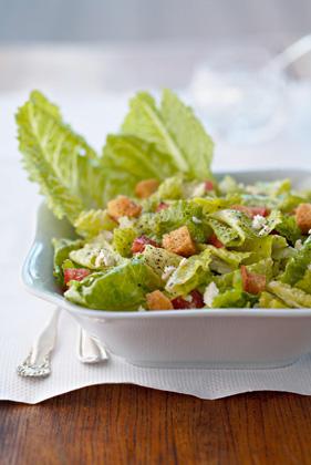 Zesty Caesar Salad Thumbnail
