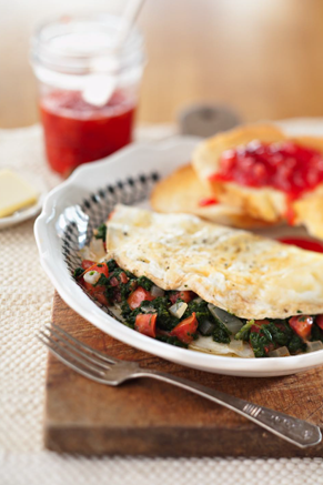 Egg White Omelette Recipe