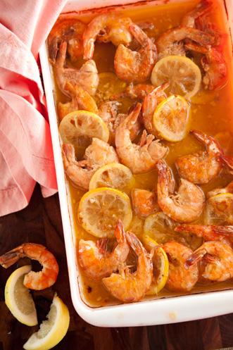 Fiery Cajun Shrimp Recipe