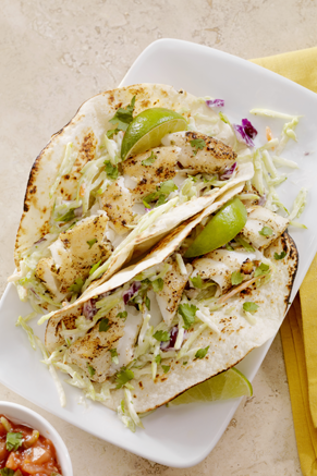 Easy Fish Tacos Thumbnail