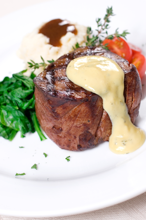 Five Star Filet Mignon Stuffed with Mushrooms and Onions Thumbnail