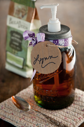 Vanilla Coffee Syrup Thumbnail