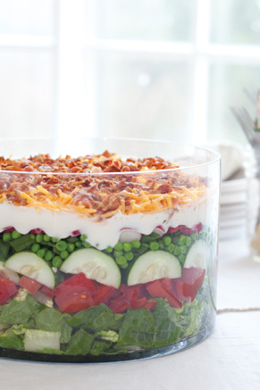 7-Layer Salad Recipe