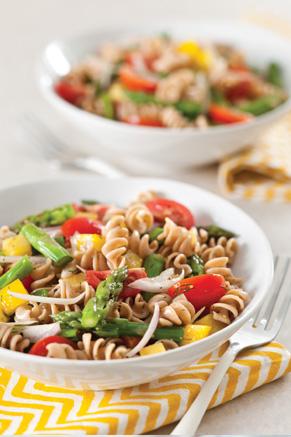 Garden Pasta Salad Recipe