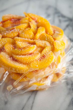 Frozen Peach Pie Filling Recipe