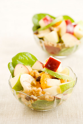 Fruit Salad with Honey Dressing Thumbnail