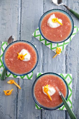 Fruit Soup Recipe