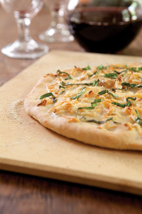 Roasted Garlic Focaccia Thumbnail