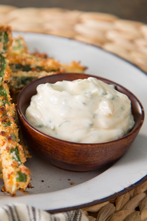Garlic Herb Mayo Recipe