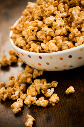 Grandma Paul's Caramel Corn Recipe