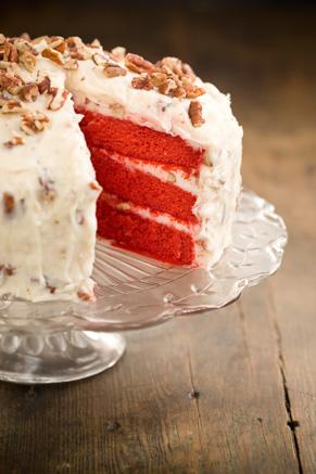 Grandmother Paul S Red Velvet Cake Paula Deen