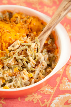 Southern Green Bean Casserole Recipe