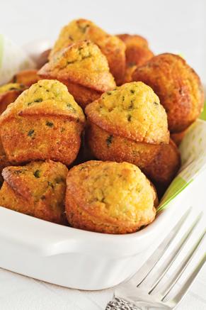Green Chili Corn Muffins Thumbnail