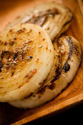 Grilled Vidalia Onion Steaks Recipe